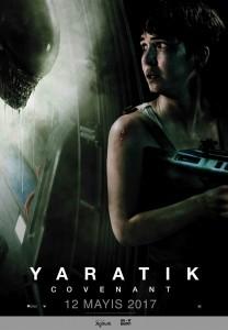 YARATIK -ALIEN -COVENANT (2D-DUB:ORJ)