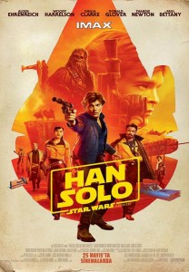HAN SOLO STAR WARS HİKAYESİ-SOLO A STAR WARS STORY